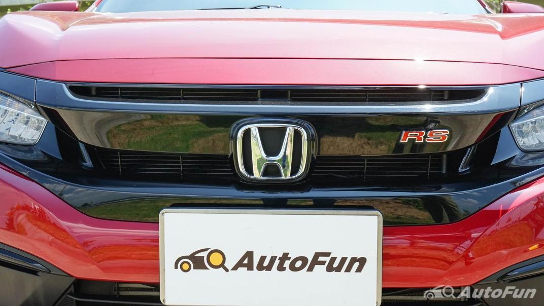 2020 Honda Civic 1.5 Turbo RS Exterior 010
