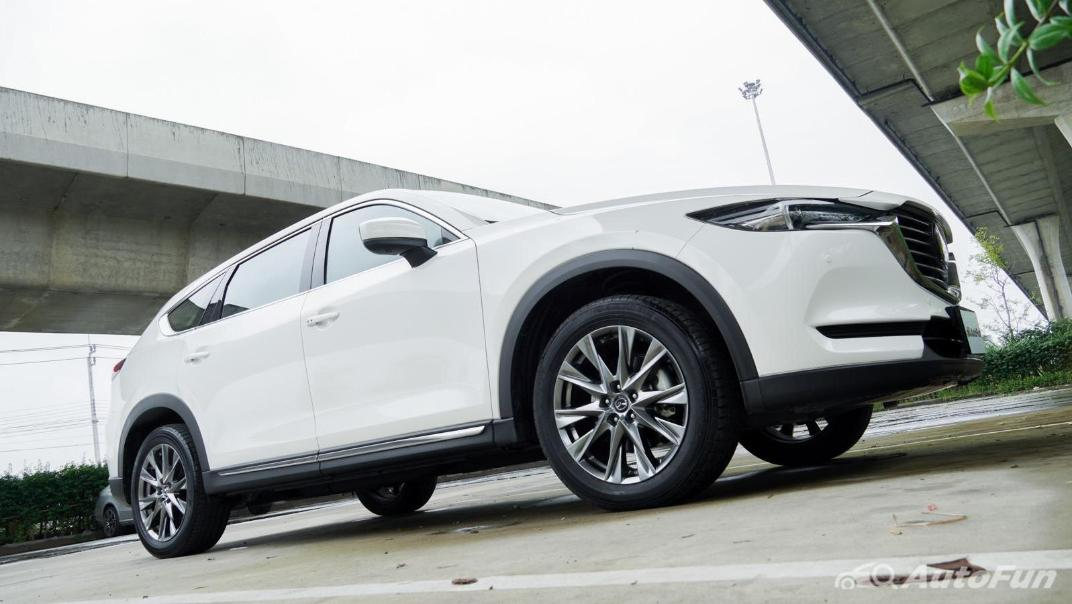 2020 2.5 Mazda CX-8 Skyactiv-G SP Exterior 044