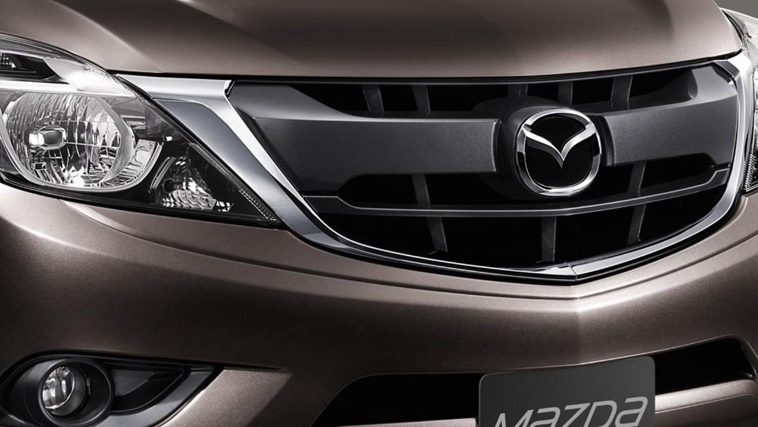 Mazda BT-50 Pro Double Cab Public 2020 Exterior 006
