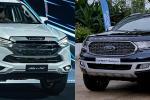 เทียบสเปก 2021 Ford Everest ขอท้าชน 2021 Isuzu MU-X พีพีวีรุ่นไหนน่าใช้มากที่สุด?
