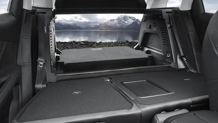 Peugeot 3008 Public 2020 Interior 010