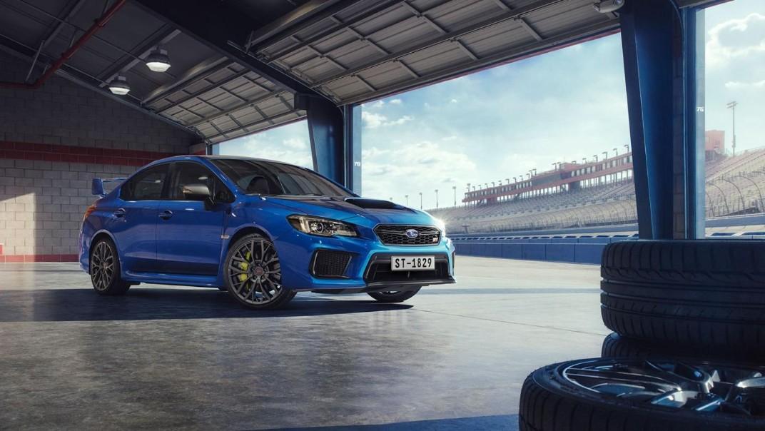 Subaru WRX-STI 2020 Exterior 010