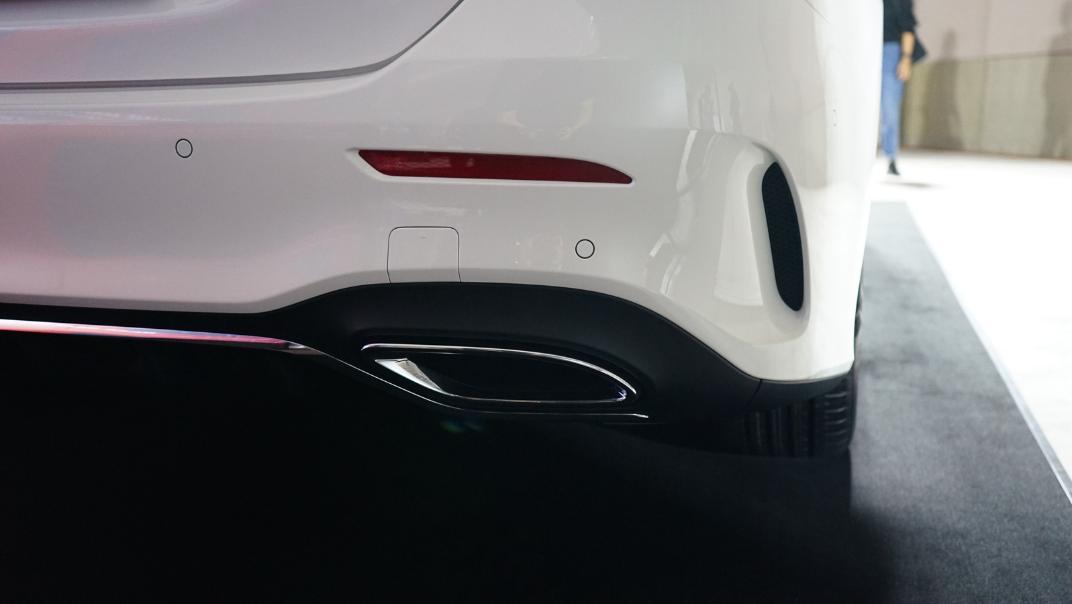 2021 Mercedes-Benz A-Class A 200 AMG Dynamic Exterior 027