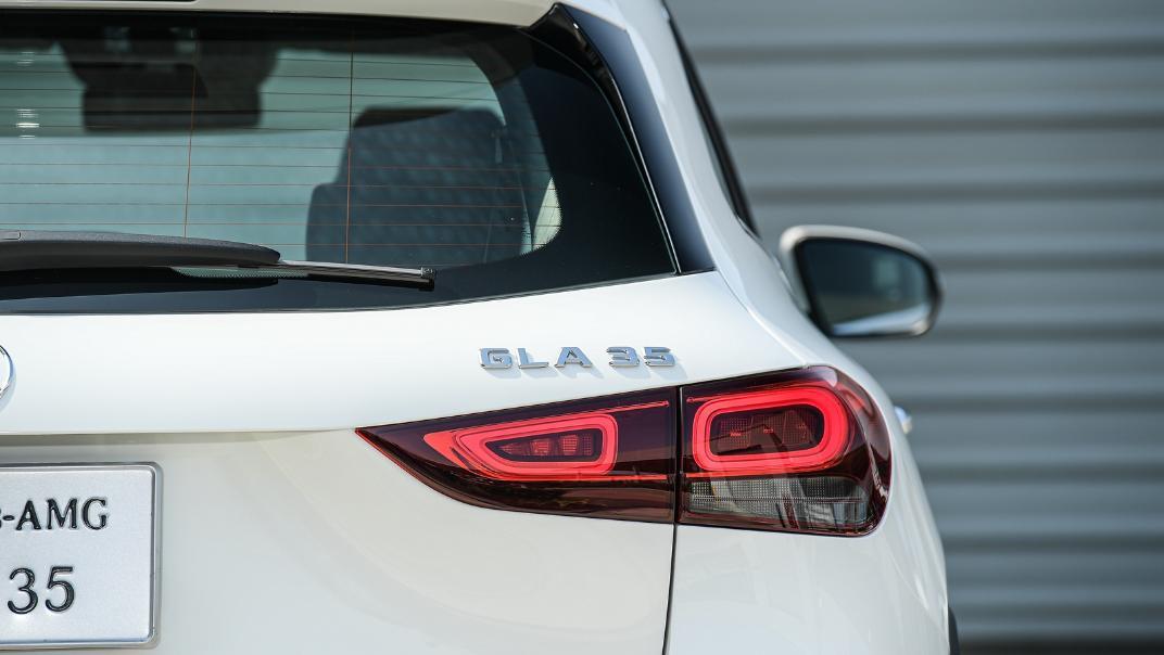 2021 Mercedes-Benz GLA-Class 35 AMG 4MATIC Exterior 006
