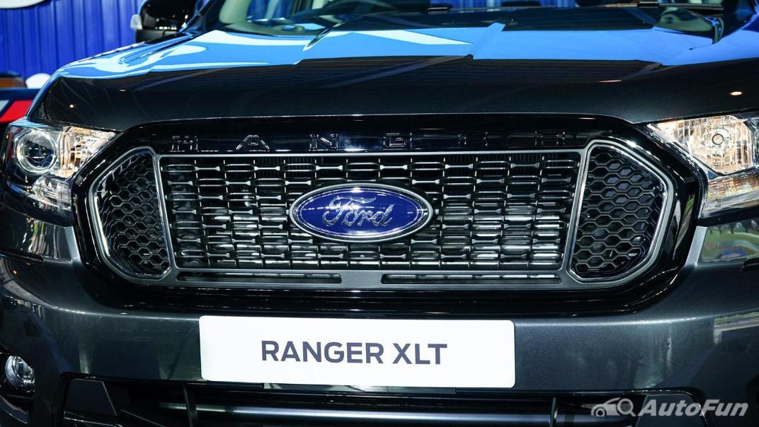 2021 Ford Ranger XLT Exterior 011