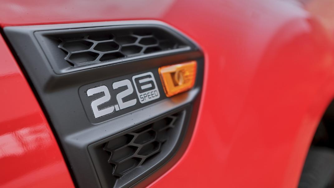 2021 Ford Ranger XL+ Sport Exterior 006