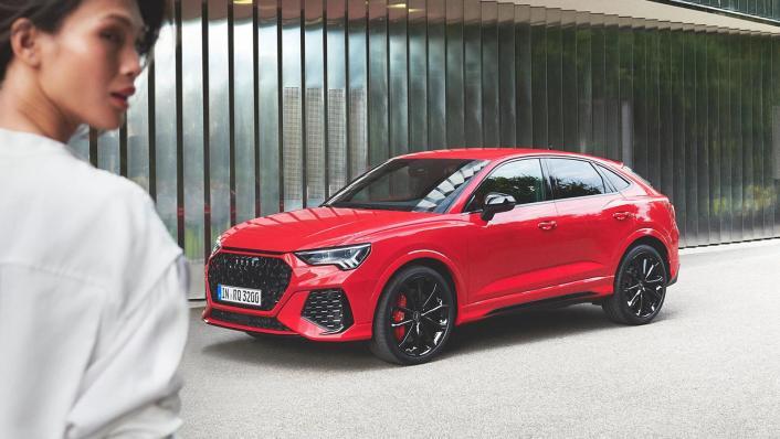 2021 Audi RS Q3 Sportback quattro Exterior 006