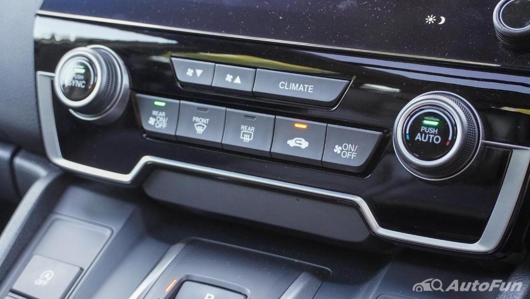 2020 1.6 Honda CR-V DT-EL 4WD Interior 023