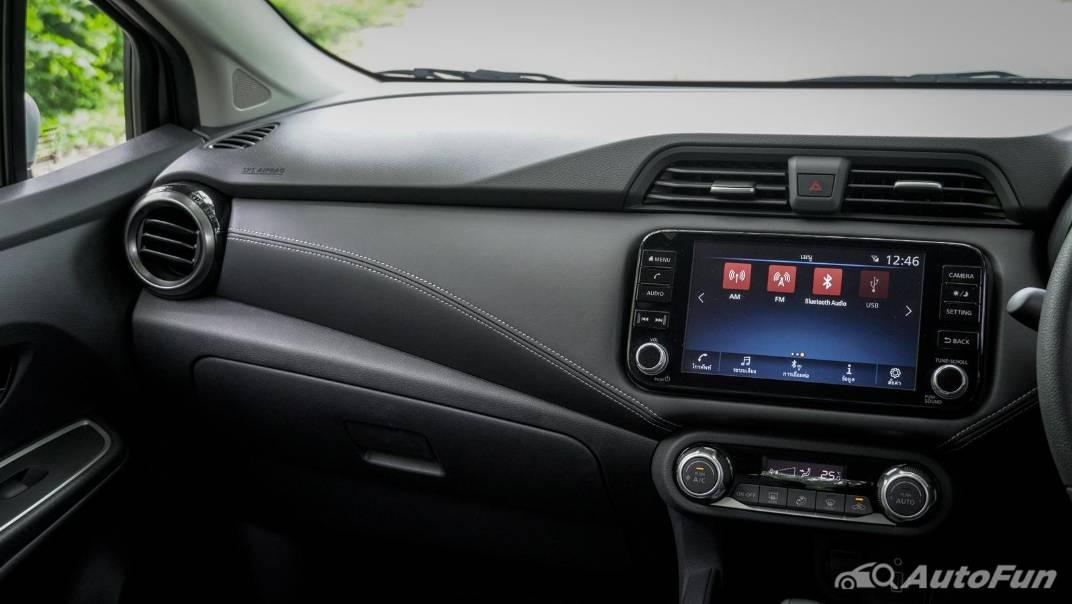 2021 Nissan Almera 1.0L Turbo V Sportech CVT Interior 005