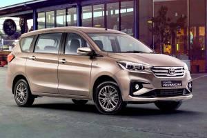 2021 Suzuki Ertiga แปะตราขายในชื่อ Toyota Rumion แล้วเมื่อไหร่ไทยจะเปลี่ยน Avanza ?