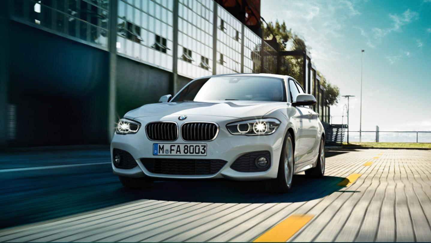 BMW 1-Series-5-Door 2020 Exterior 004