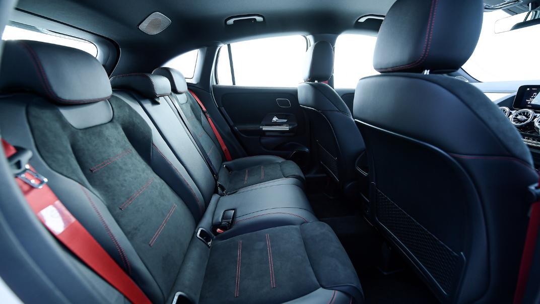2021 Mercedes-Benz GLA-Class 35 AMG 4MATIC Interior 094