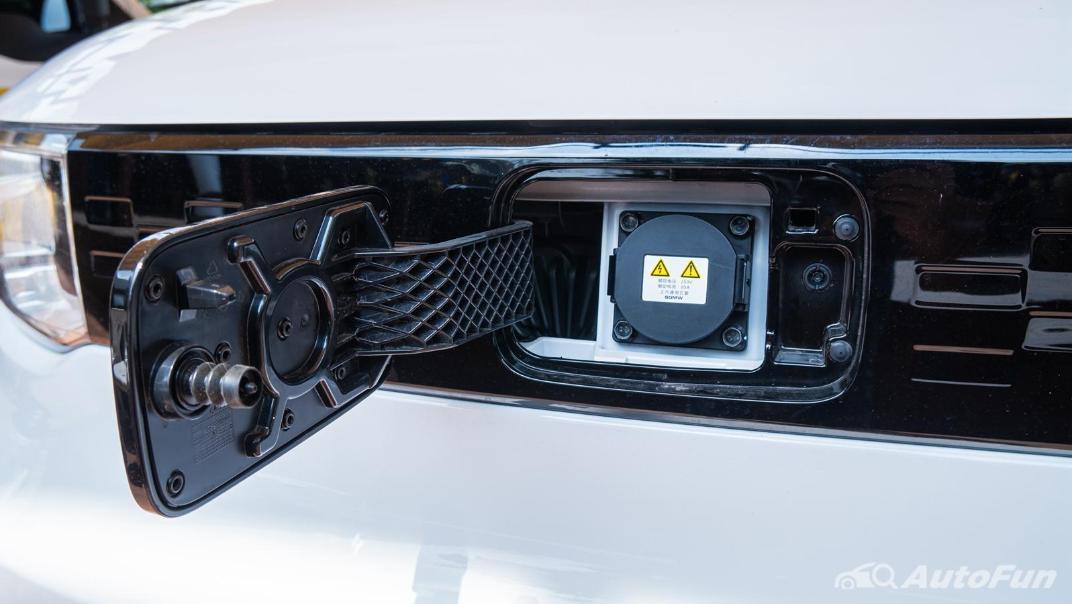 2020 Wuling Mini EV Exterior 036
