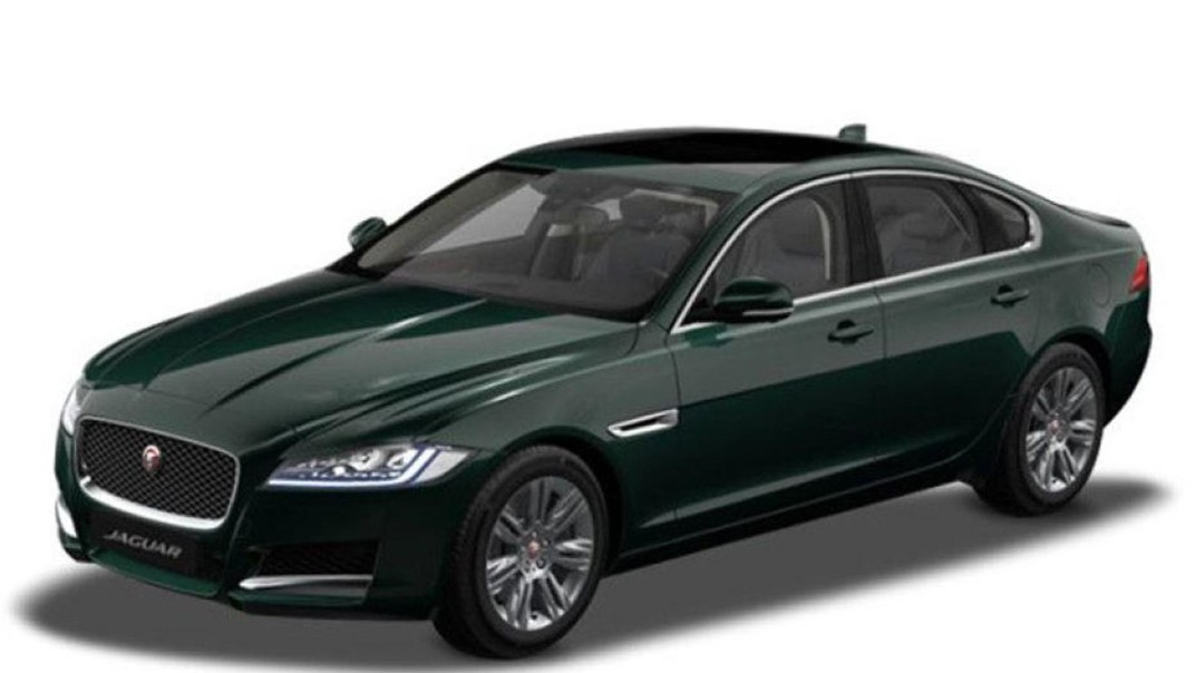 Jaguar XF 2020 Others 011