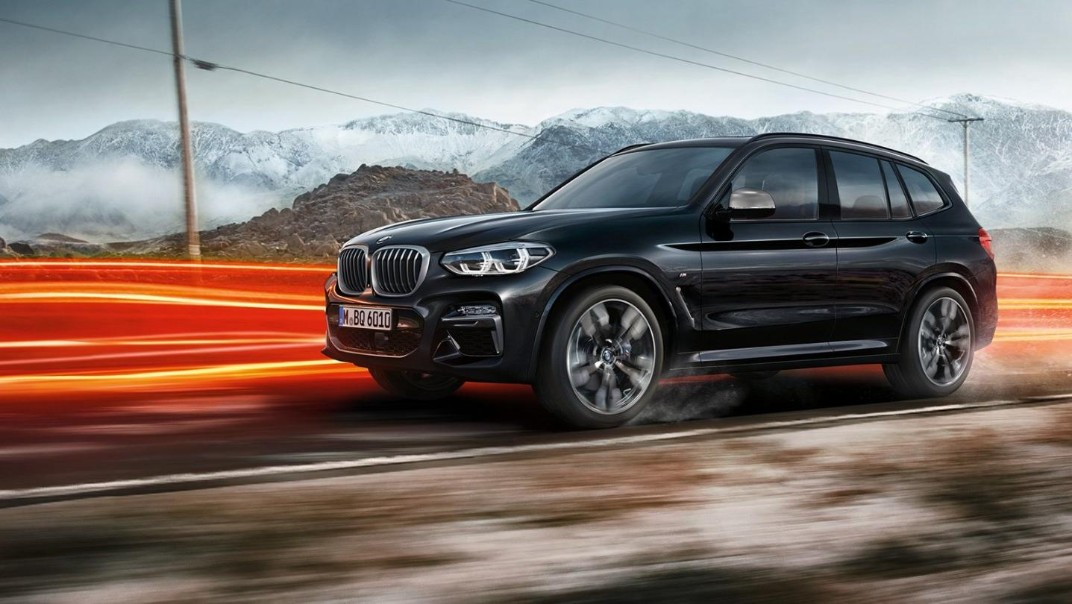 BMW X3-M 2020 Exterior 015