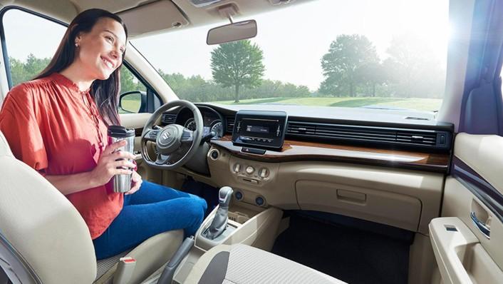Suzuki Ertiga 2020 Interior 009