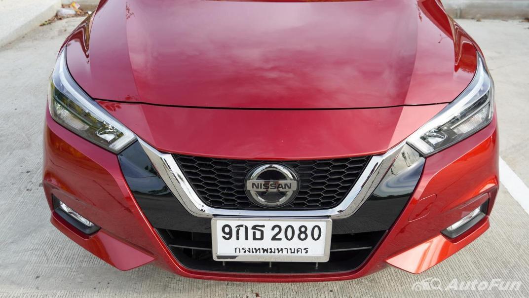 2020 Nissan Almera 1.0 Turbo VL CVT Exterior 011