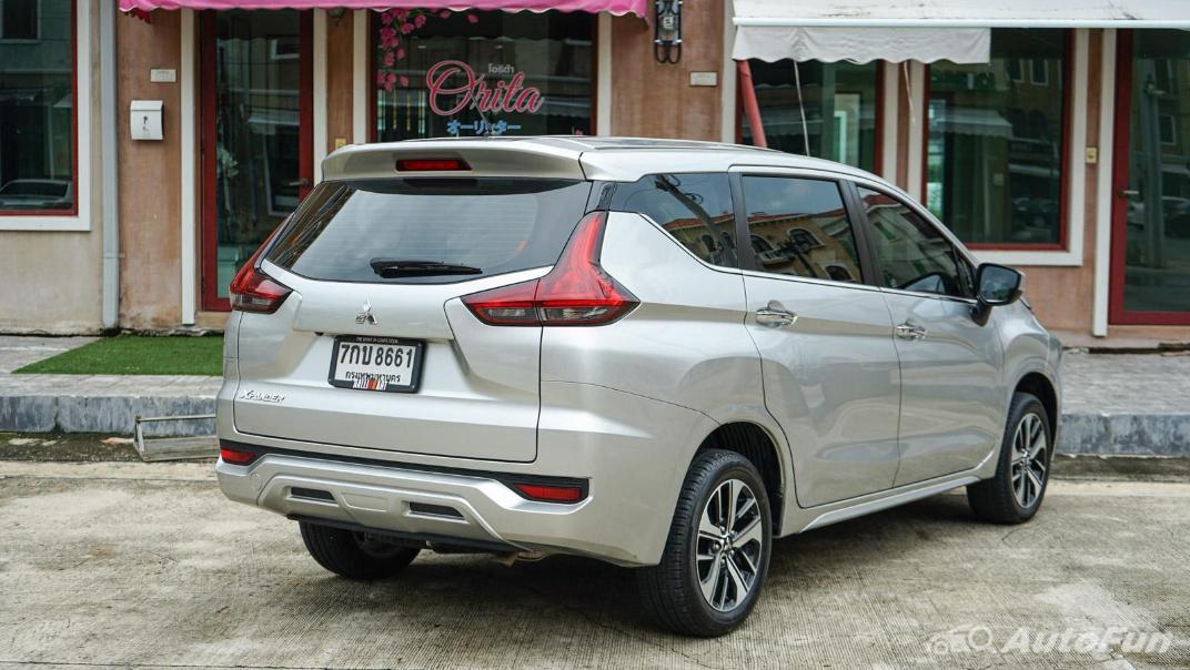 2020 1.5 Mitsubishi Xpander GLS-LTD Exterior 005