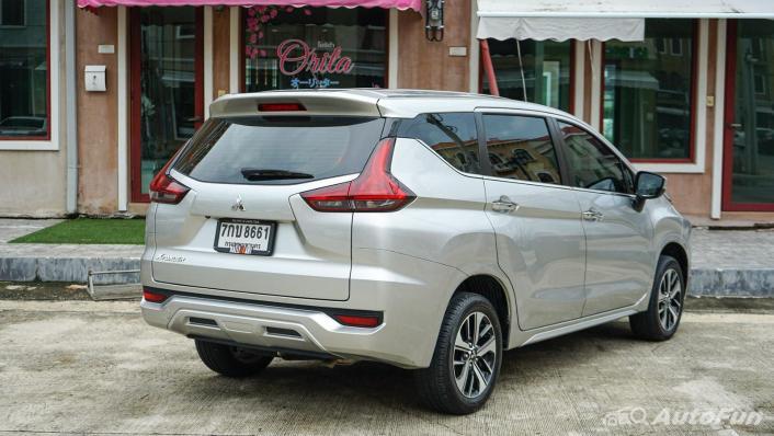 2020 Mitsubishi Xpander 1.5 GLS-LTD Exterior 005