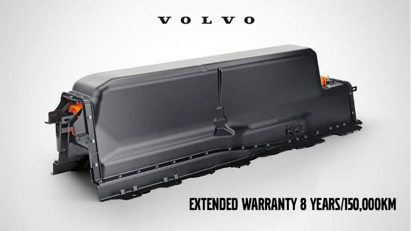 Volvo ประเทศไทย ขยายระยะเวลารับประกันแบตเตอรี่ไฮบริด เตรียมพร้อมเข้าสู่ยุครถถ่านอย่างเต็มตัว 02