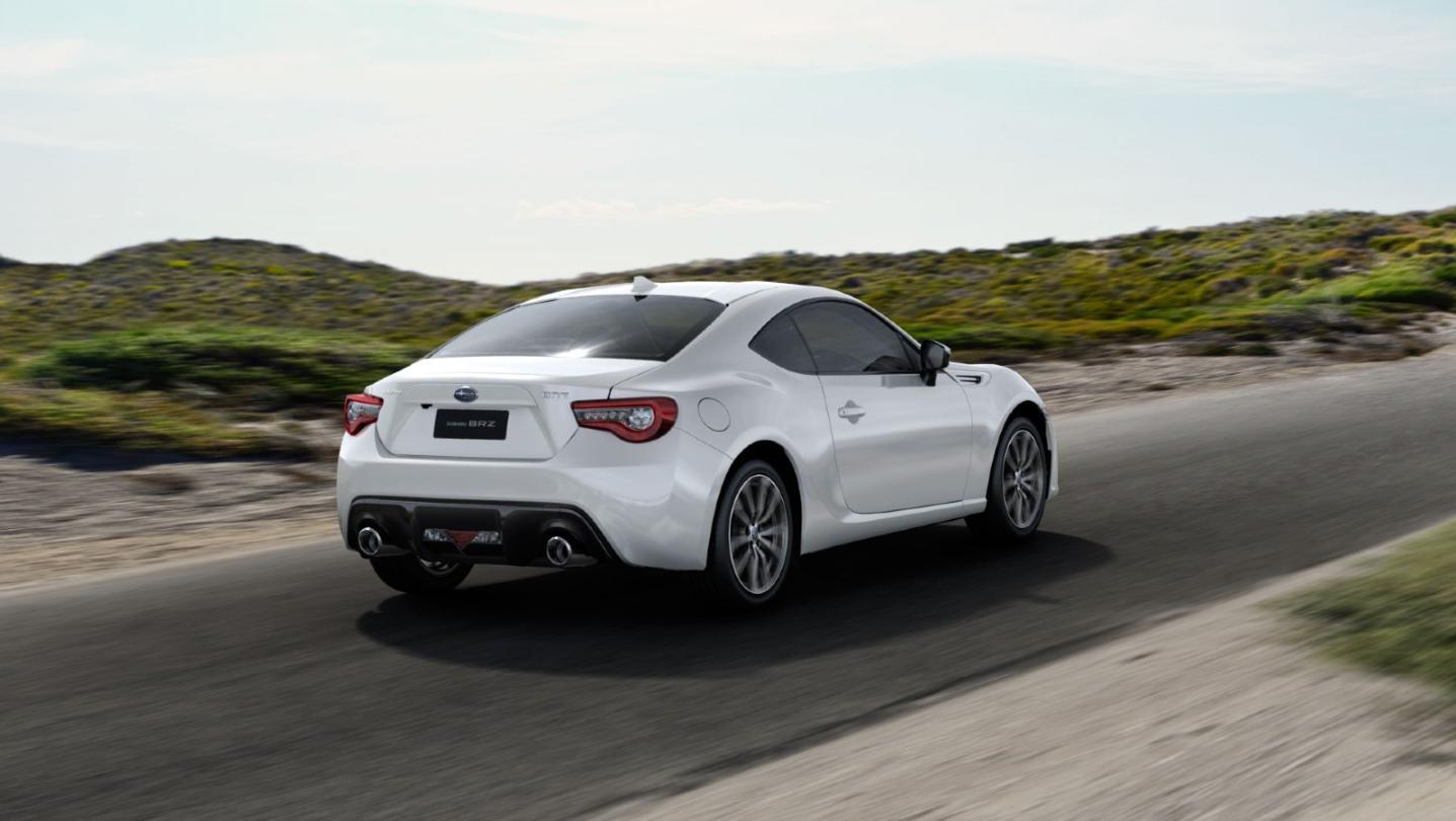 Subaru Brz 2020 Exterior 009
