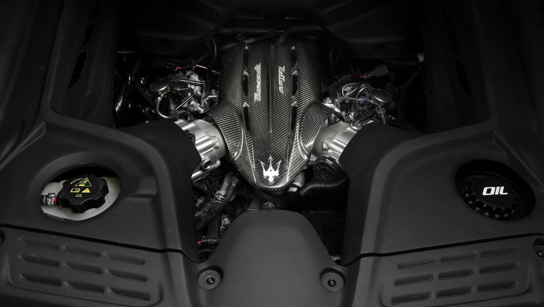 2021 Maserati MC20 Standard Interior 004