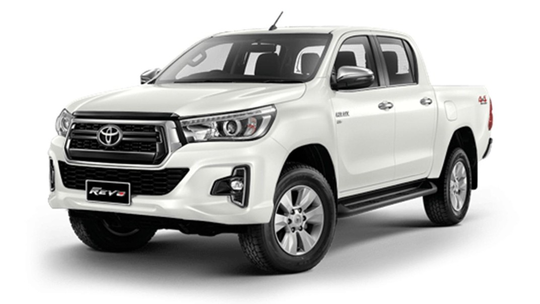 Toyota Hilux Revo Double Cab Public 2020 Others 003