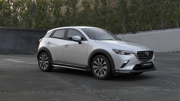 Mazda CX-3 2020 Exterior 004