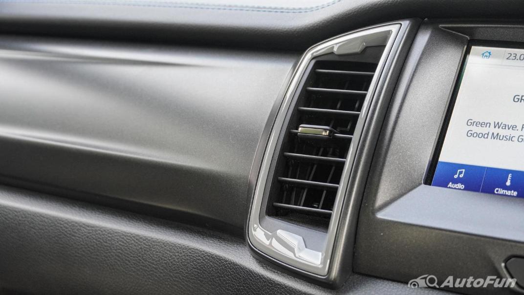 Ford Ranger Raptor 2.0L EcoBlue Interior 040