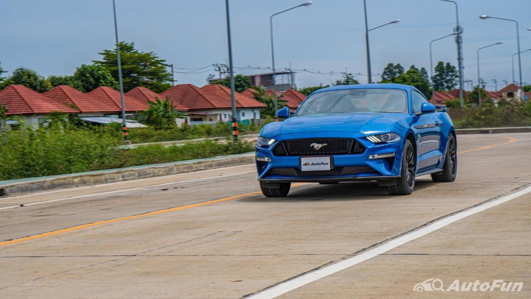 2020 Ford Mustang 5.0L GT Exterior 040