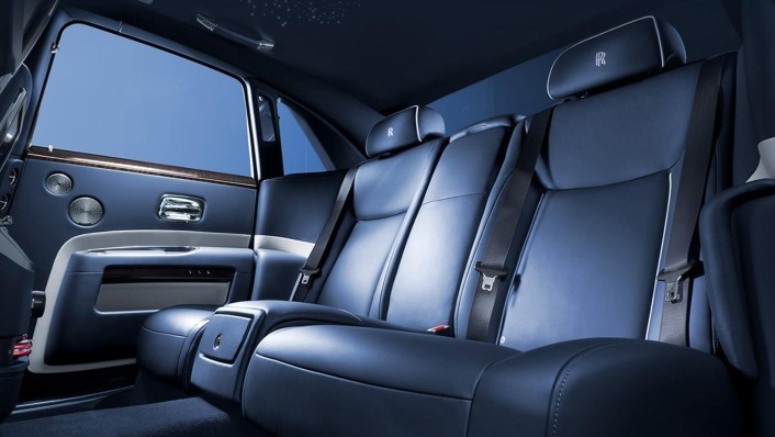 Rolls-Royce Ghost Public 2020 Interior 002