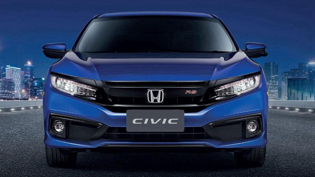 Honda Civic Public 2020 Exterior 002