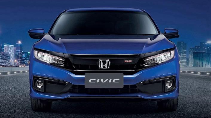 Honda Civic 2020 Exterior 002