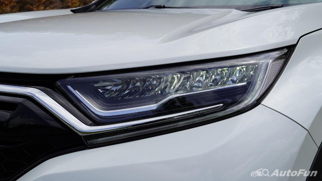 2020 Honda CR-V 2.4 ES 4WD Exterior 011