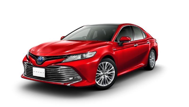 Check list : Toyota Camry VS Honda Accord เทียบสเปคตัวท็อป กว้าง-แรง-ไฮเทค ใครชนะ? 02