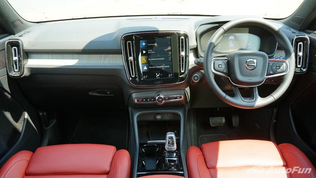 2020 Volvo XC 40 2.0 R-Design Interior 001