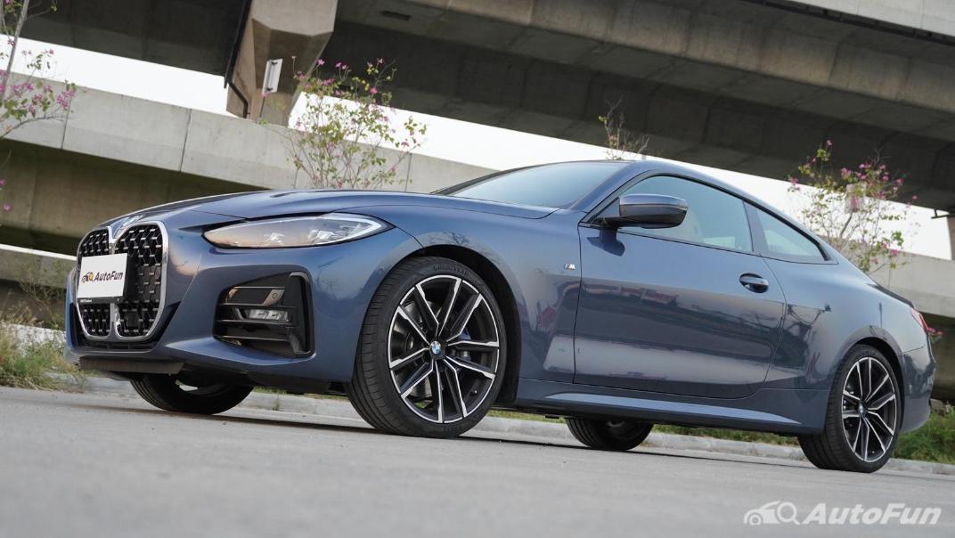 2020 BMW 4 Series Coupe 2.0 430i M Sport Exterior 048