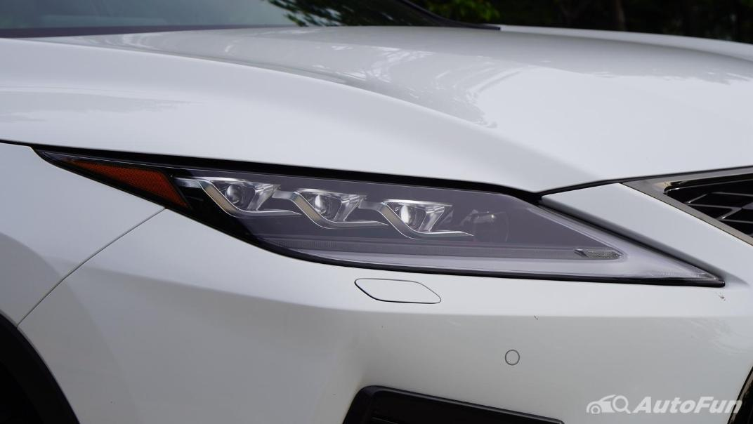2020 Lexus RX 3.5 350 F Sport Exterior 017