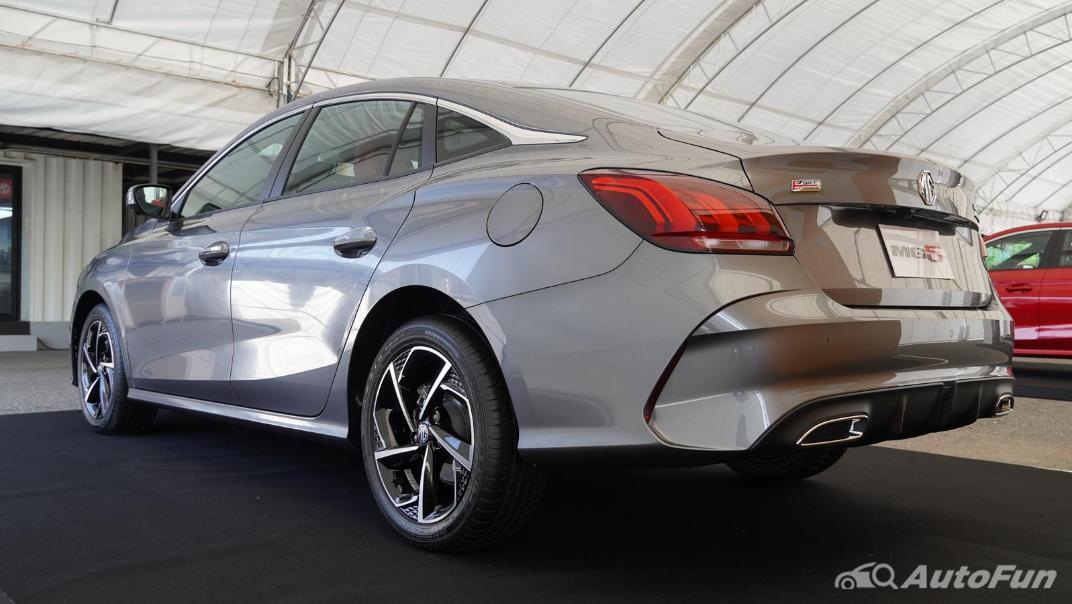 2021 MG 5 Upcoming Version Exterior 011
