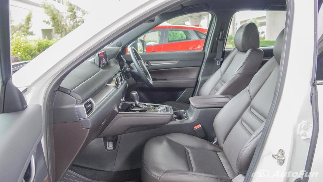 2020 2.5 Mazda CX-8 Skyactiv-G SP Interior 037