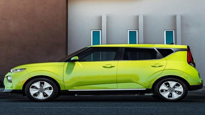 Kia Soul EV 2020 Exterior 002