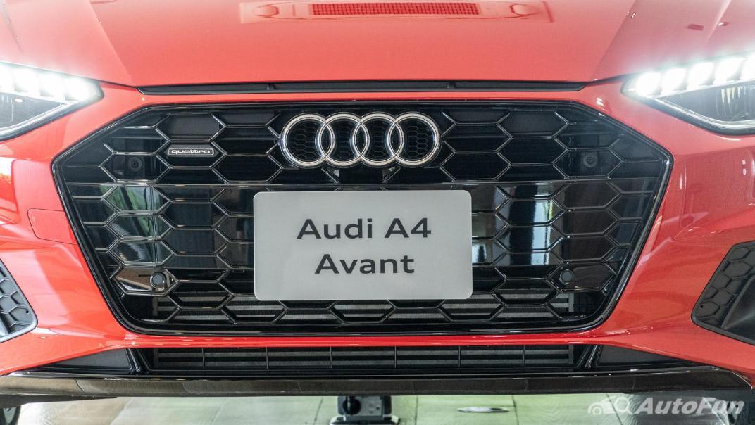 2020 Audi A4 Avant 2.0 45 TFSI Quattro S Line Black Edition Exterior 122