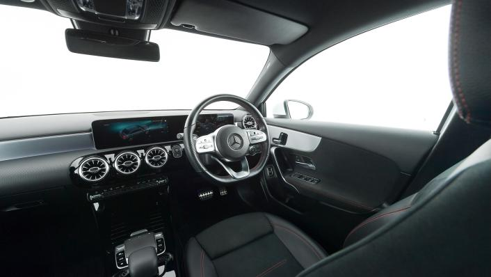 2021 Mercedes-Benz A-Class A 200 AMG Dynamic Interior 005