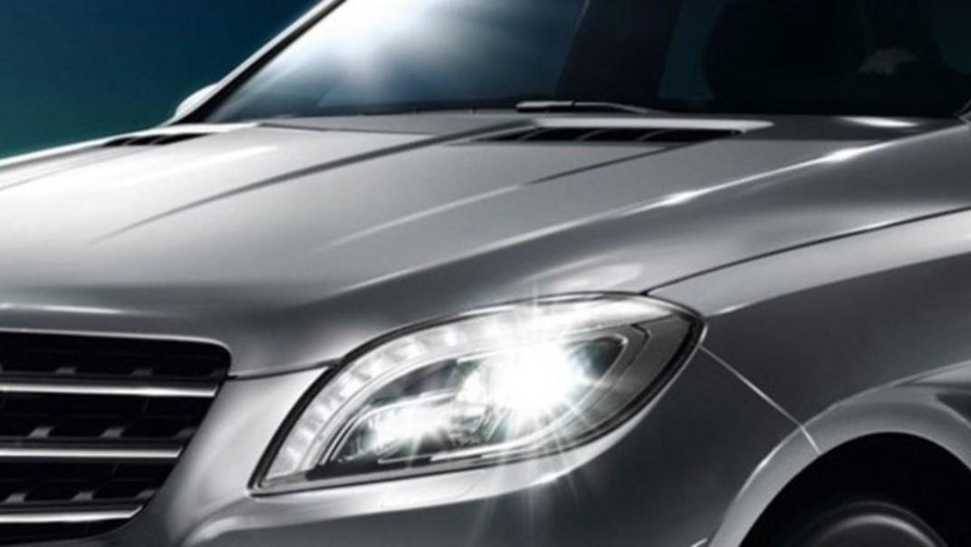 Mercedes-Benz M-Class 2020 Exterior 015