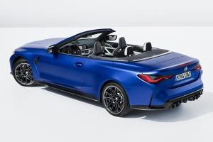 2022 BMW M4 Competition Convertible เปิดประทุนตัวแรง 510 แรงม้า 650 นิวตันเมตร พร้อมให้จองปีนี้