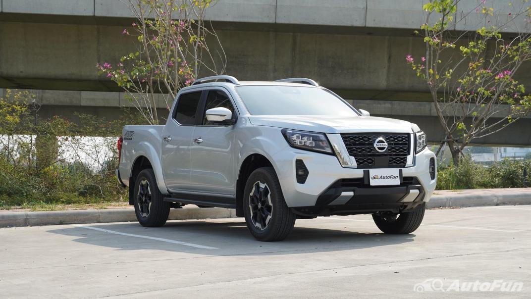 2021 Nissan Navara Double Cab 2.3 4WD VL 7AT Exterior 003