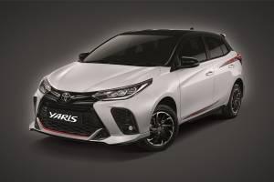 2021 Toyota Yaris ควง Yaris ATIV ปรับใหม่พร้อมกล่องคันเร่งไฟฟ้าช่วยออกตัวเร็วขึ้น!