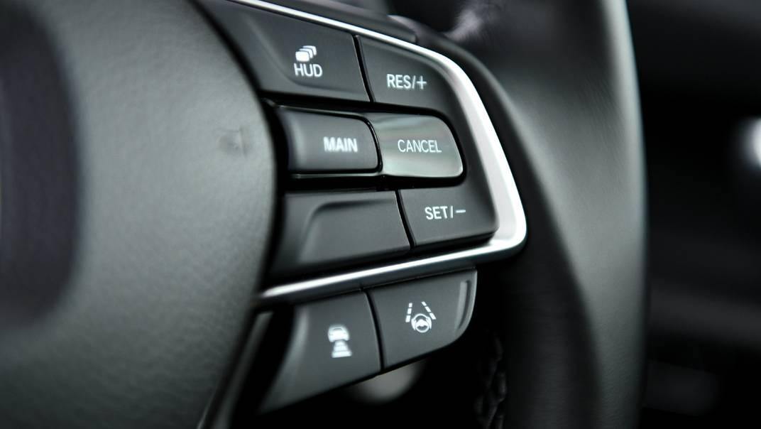 2021 Honda Accord 2.0L e:HEV EL+ Interior 006