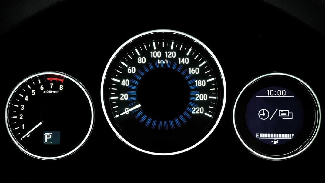 Honda HR-V 2020 Interior 008