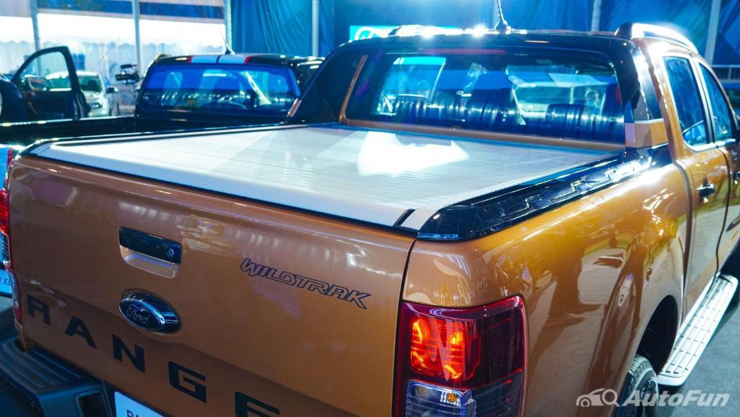 2021 Ford Ranger Wildtrak Exterior 023